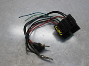 F695293 84-f685683 Force L-drive 85-125 Hp Trim And Tilt Relay Wire Harness '89-90