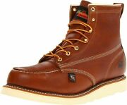 Thorogood Menand039s American Heritage 6 Moc Toe Maxwear 12 Tobacco Oil-tanned