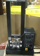 Instron Tensile Compression Tester 1011 1000 Lb Modified Unit Used