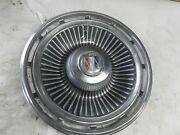 1963 Buick 15 Inch Hub Cap Wheel Cover Nice Cool Wow Vintage Automotive Cover