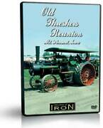 Old Threshers Reunion Tractors, Steam Engines And Farm Equipment Machines Of...