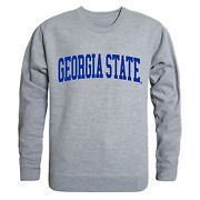 Georgia State University Panthers Gsu Crewneck Sweater -officially Licensed