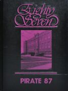 1987 Pirate - Yearbook Continental High School - Ohio