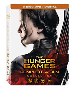 The Hunger Games Complete 4 Film Collection Digital