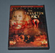 The Skeleton Key Dvd Signed By Kate Hudson Signed Autograph