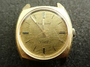33.9mm Lucien Piccard Automatic Wrist Watch Movement With Casing - Running