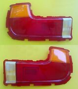 Mazda 121 Cosmo 1975-1981 Rear Tail Lights Lens Genuine Nos