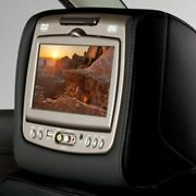 Genuine Gm Headrest And Video Screen Assembly 84263931