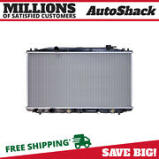 New Radiator Assembly For 2008-2011 2012 Honda Accord 2012-2015 Crosstour 2.4l