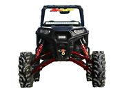 Superatv 7-10 Lift With Rhino 2.0 Axles For Polaris Rzr 900 See Fitment - Red