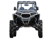 Superatv 7-10and039and039 Lift/ Rhino 2.0 Axles For Polaris Rzr 1000 Trails And Rocks -black