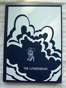 1974 Glenmore Academy Yearbook Memphis, Tennessee The Confederate Unmarked