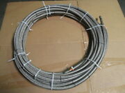Cti Cryogenics 8043085 Set Of Two 80ft Stainless Steel Hose Cryo Pump 451443