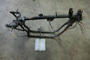 75 Harley Davidson Sportster Xlh 1000 Frame Chassis Ready To Be Street Legal