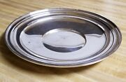 Antique F. B. Rogers Sterling Silver Large Plate - No Monogram 349 Grams