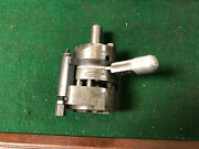 Machinist Lathe Tools Mill H And G Die Head Size 101 Geometric Drer E