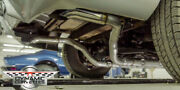 Corvette Quad Exhaust System Kit C2 1963-1967 Made In Usa