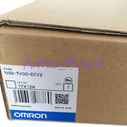 Brand New Omron Ns8-tv00-ecv2 Touch Screen Ns8tv00ecv2 1 Year Warranty