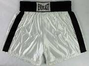 Muhammad Ali Authentic Signed Boxing Trunks Autographed Psa/dna V10620