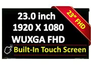 23.0 Touch Lcd Screen Panel For Lm230wf7-ssc2 1920x1080 Fhd Ips Antiglare Led