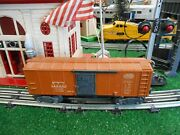 Lionel Post War X3464 Nyc Operating Box Car Exc + Orig Condition 1949-52