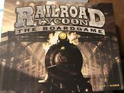 Railroad Tycoon The Boargame Eagle Games