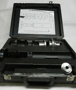 Kent Moore 11.5 Inch Ring Gear Axle Service Tool Kit / Case From Gm Dealership