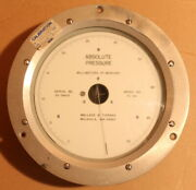 Wallace And Tiernan Absolute Pressure Indicator Fa 160 0-50mm