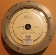 Wallace And Tiernan Absolute Pressure Indicator Fa 160 0-800mm