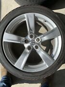 Oem Nissan 370z Wheels W/tires And Tpms