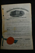 1895 Patent Coloring Ale Under Pressure - George W Robinson - Yuengling Brewery