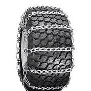 Tire Chains For Gravely Walk Behind Tractors With 480/400x8 Wheels Qty 2 11344