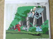 Gall Force Galforce Gal Force Anime Production Cel