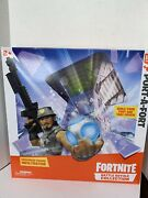 Fortnite Battle Royale Collection Port-a-fort Playset Infiltrator Figure Kid Toy