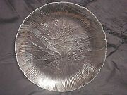 4 Canterbury Floral And Swirl Design Salad Plates