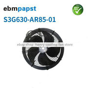 Original Ebmpapst S3g630-ar85-01 Axial Fan Ac380v 970w Outer Rotor Cooling Fan