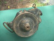 1980 Gm Hydrovac Power Steering Pump With Pulley And Bracket Used Parts Read Ad