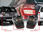 Full Black Edition Plug And Play Led Tail Lights Fit For 10-21 Toyota 4runner