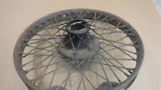Houk 30 X 3 1/2 Wire Wheel And Hub Ford / Overland Mt-3234