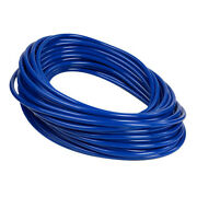 High-temp Blue Soft 50a Rubber Tubing Inner Dia 1 Outer Dia 1-1/2- 50 Ft