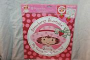 New Strawberry Shortcake 8 Party Activity Sheets 12 Square