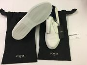 Ports 1961 White Slip-on Sneakers - Size 43