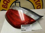 Tail Light Lamp Lincoln Mks Left Lh Driver Side 2009 2010 2011 2012 Ships Free