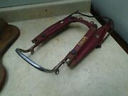Jawa 175 Twin Port Model 356 Rear Bar And Sub Frame Cover 1956 Rb-159