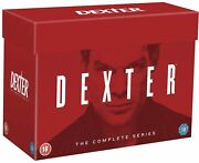 Dexter The Complete Series Season 1 2 3 4 5 6 7 8 Collection Region 4 Dvd