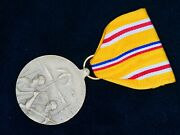 Us Asiatic Pacific Campaign Medal Wwii Era. Free Shipping