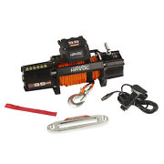 Fits Jeeps Trucks Offroad Vehicles Utvs Recovery Winches Hpg-72-09501