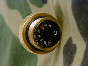 Randall Knife Knives 18 Brass Cap,thermometer-celsius And Compass,knurled 6367
