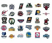 Nba Various Team Graphic Hard Case For Macbook Air 13 Touch Id A1932/a2179