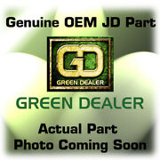 John Deere Lx288 Upper And Lower Hood With Decals Sn 00000-60000